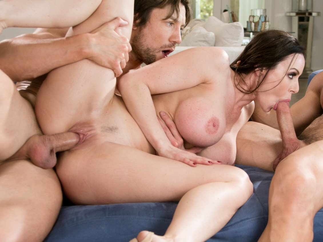 Nasty Anal Threesome Hd