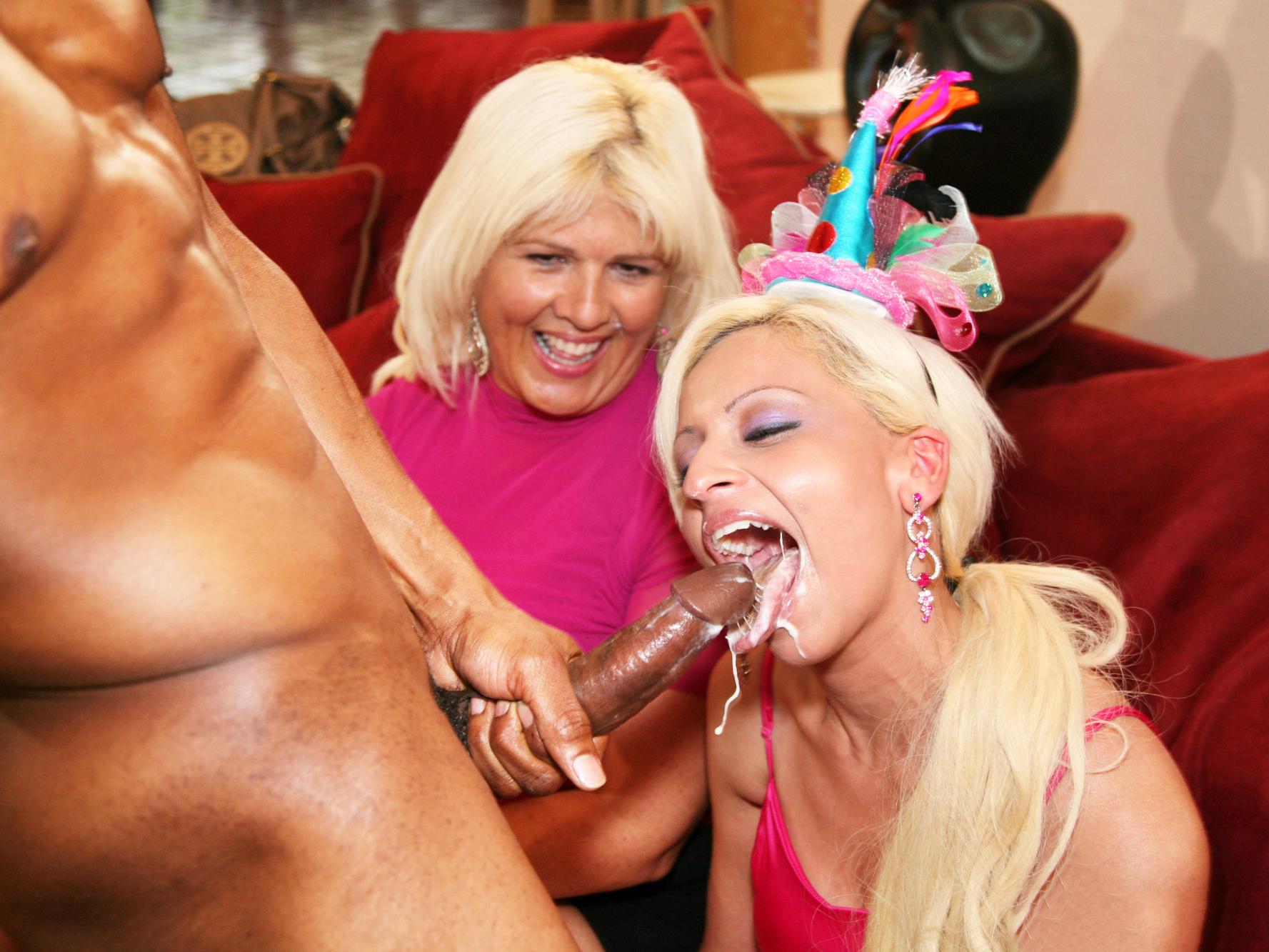 Birthday Party Sex
