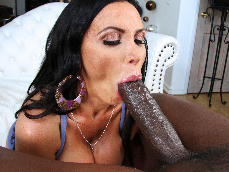 Nikki Benz Black Cock
