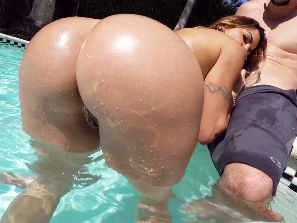 Big Ass Latina Girlfriend