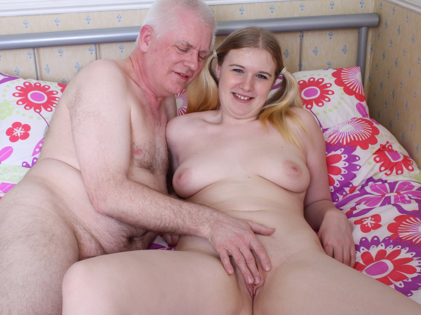 Chubby Teen Fucking Older Man