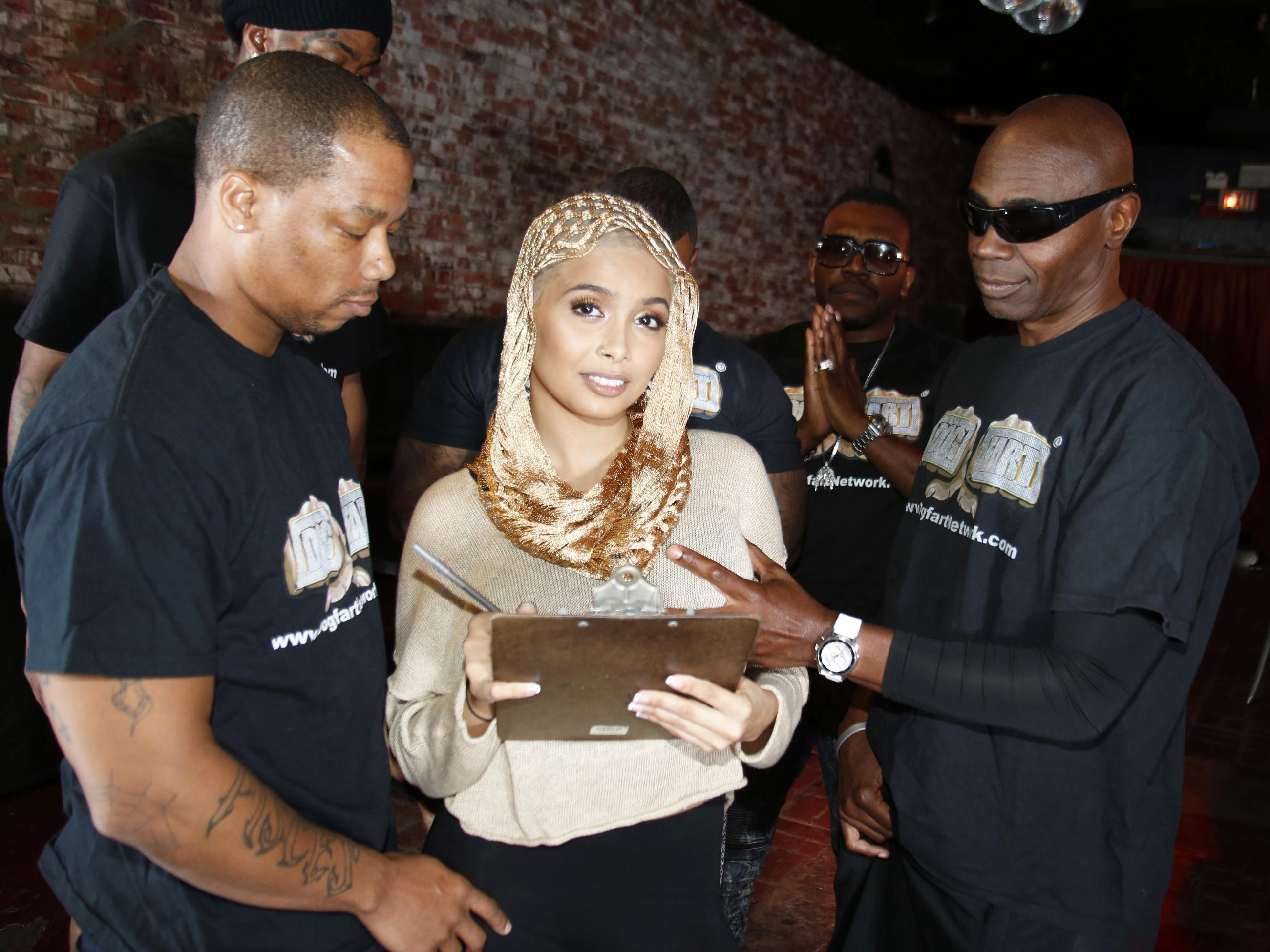 Aaliyah Hadid Bbc