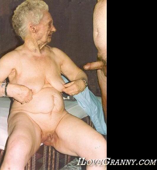 Ilovegranny X Granny