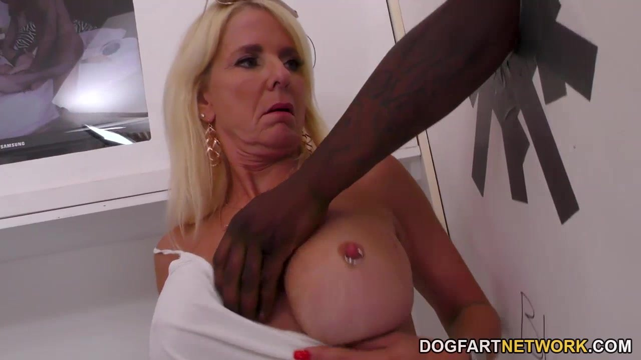 Busty Blonde Cheats Husband
