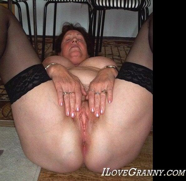 Ilovegranny Fat Granny