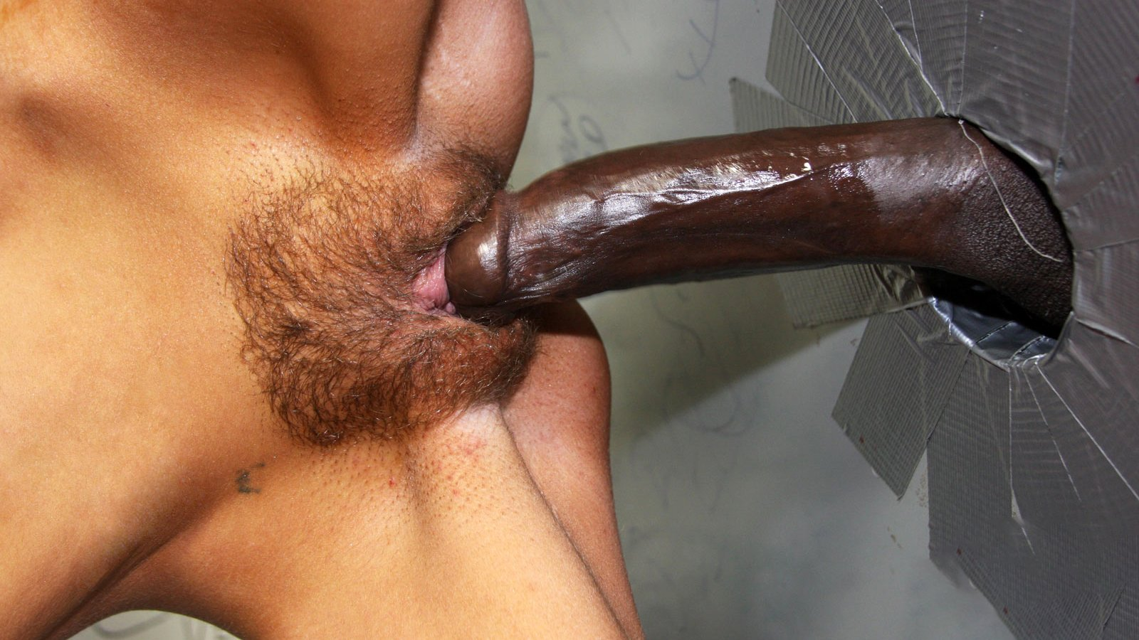 Hairy Pussy And Big Cock
