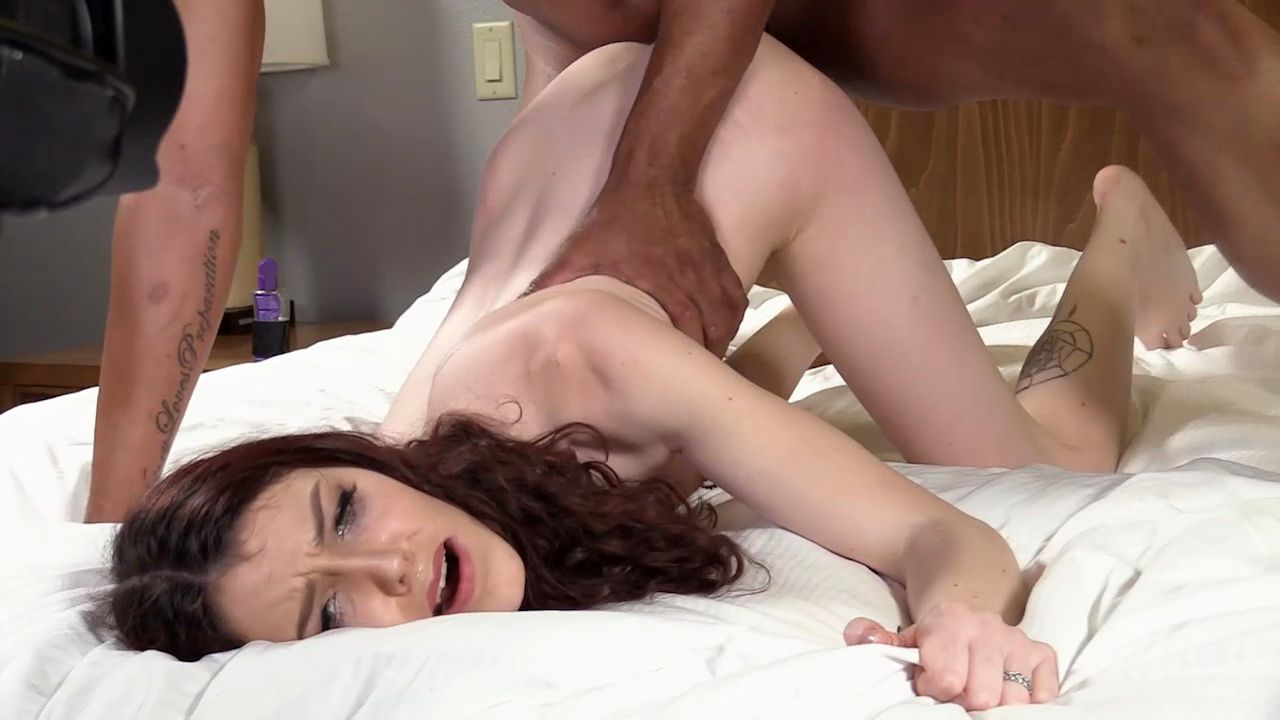 Amateur Wifes First Black Cock